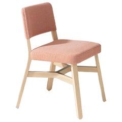 Croissant 570 Salmon Chair by Emilio Nanni