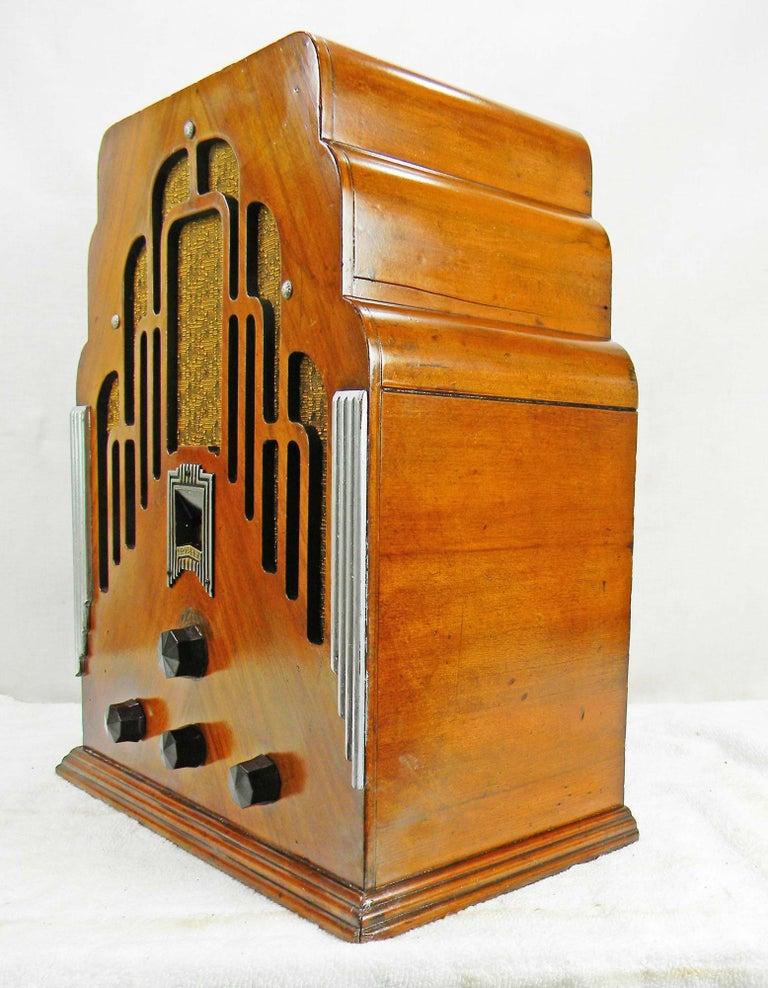 American Crosley Art Deco 179