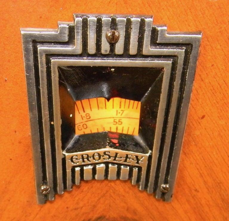 Mid-20th Century Crosley Art Deco 179