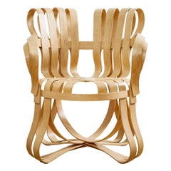 """Cross Check"" Chair by Franck Gehry, 1990"