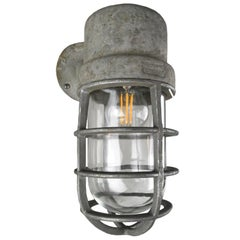 Crouse Hinds Industrial Sconce with Cage