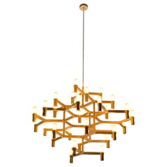 Crown Major Chandelier by Jehs + Laub for Nemo