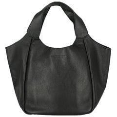 Cruciani Woman Handbag Black Leather