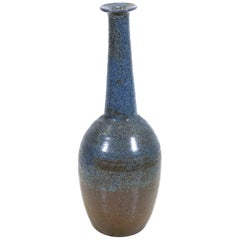 Crumrine Mid-Century Modern Art Studio Pottery Vase