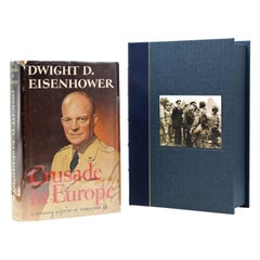 Crusade in Europe, Signed by Dwight D. Eisenhower, First Edition, 1948