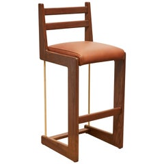 Cruz Barstool by Lawson-Fenning