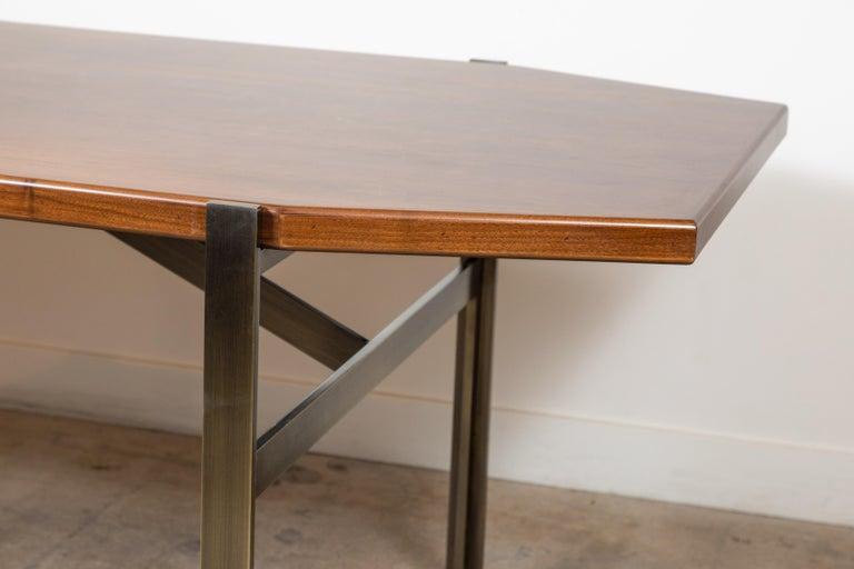 Mid-Century Modern Cruz Dining Table by Lawson-Fenning For Sale