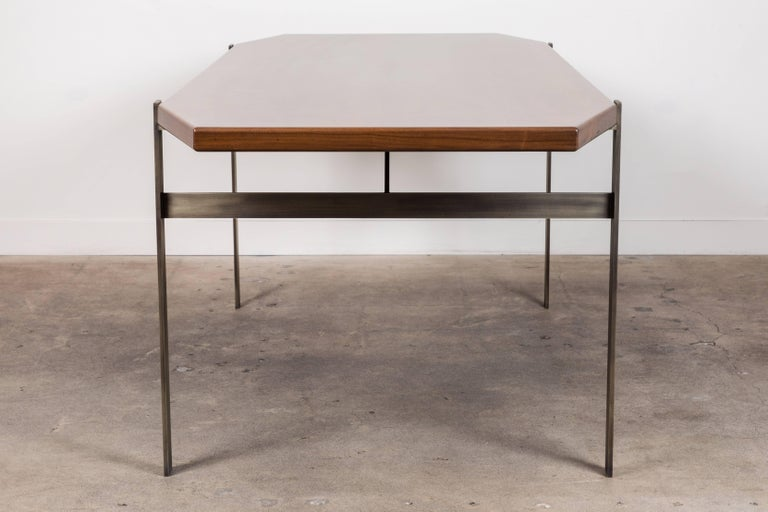 Cruz Dining Table by Lawson-Fenning For Sale 2