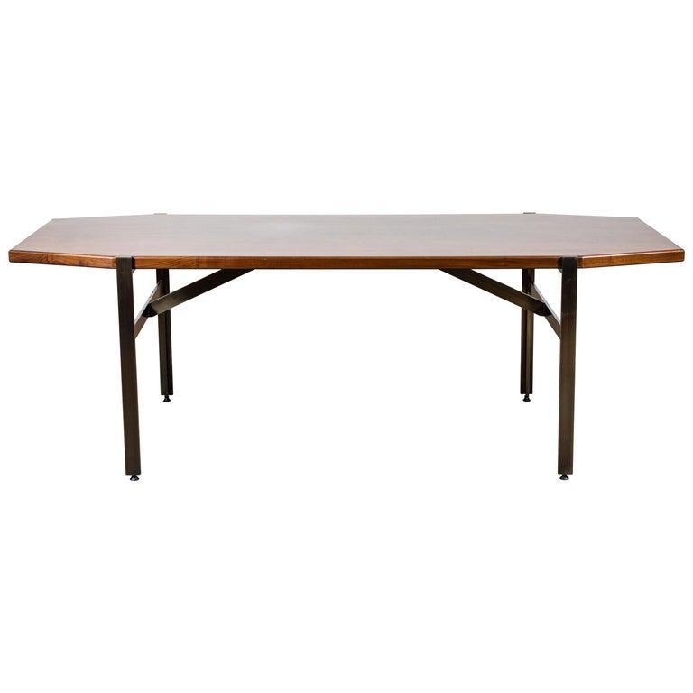 Cruz Dining Table by Lawson-Fenning For Sale