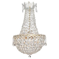 Crystal Antique Chandelier by Baccarat