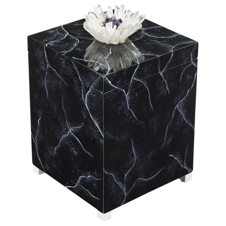 Crystal Black Box For Sale