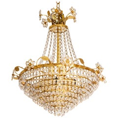 Crystal Chandelier by Palwa