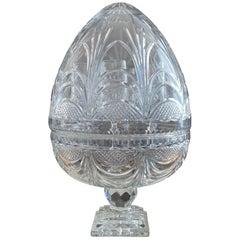 Crystal Egg Champagne Cellar