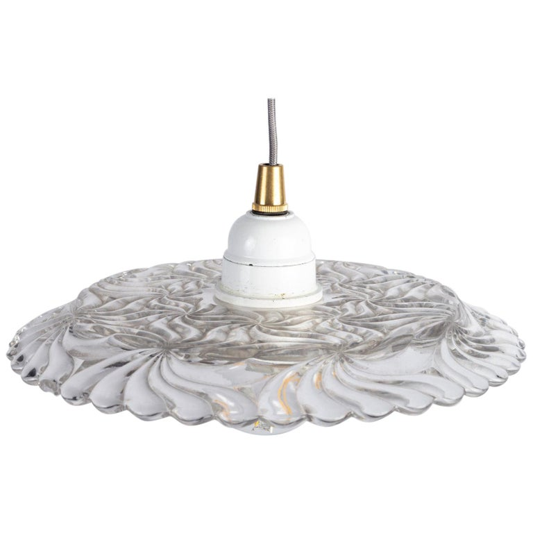 Crystal Hanging Lamp For Sale