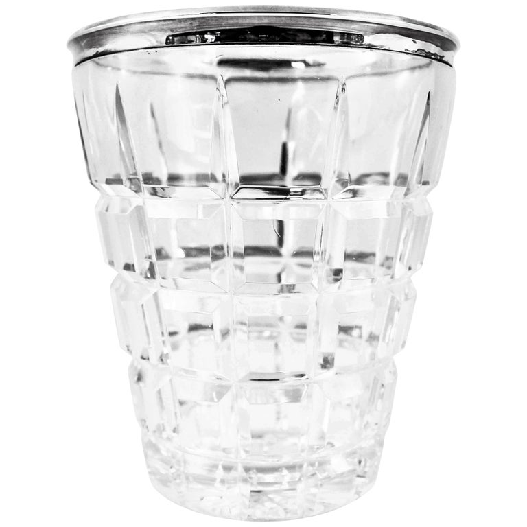 Crystal Ice Bucket For Sale