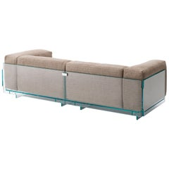 Crystal Lounge Sofa, by Jean-Marie Massaud for Glas Italia