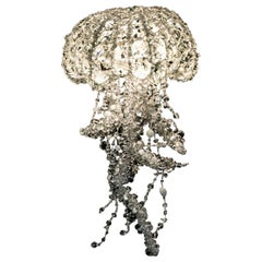 Crystal Medusas by Geraldine Gonzalez