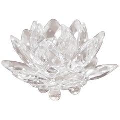 Crystal Swarovski Rose Collection Signed, 1980s