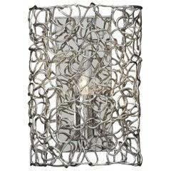 Crystal Waters Wall Sconce by Brand Van Egmond