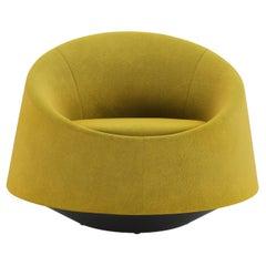 Crystal Yellow Armchair