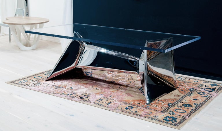 Crystals table by Zieta Prozessdesign