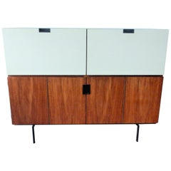 CU07 Japanese Series Teak Highboard by Cees Braakman for Pastoe, The Netherlands