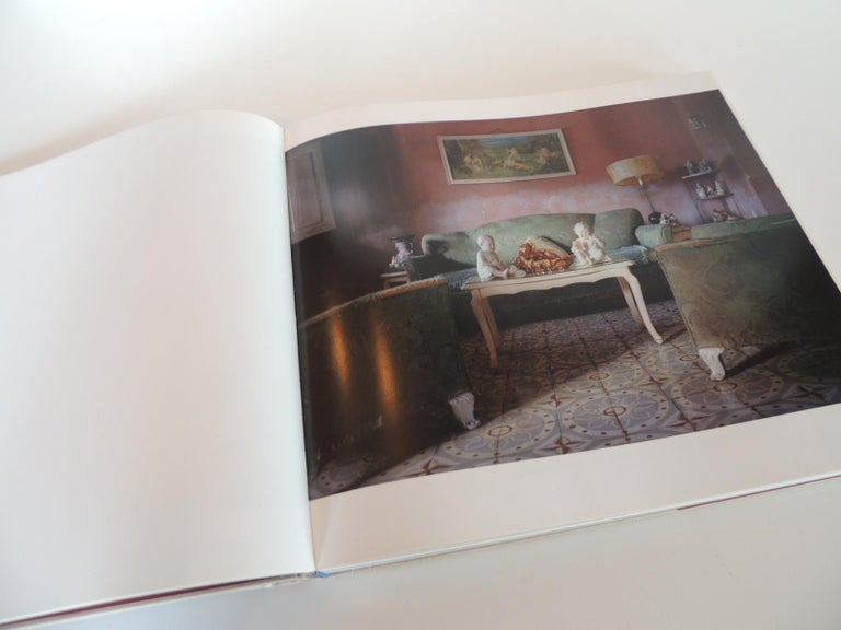 Bohemian Cuba on the Verge Vintage Coffee Table Photography Hard-Cover Book For Sale