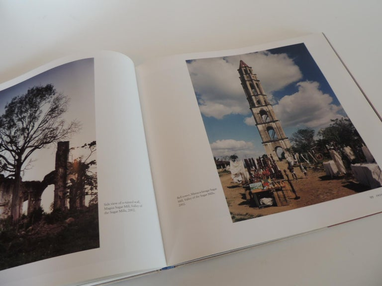 Machine-Made Cuba on the Verge Vintage Coffee Table Photography Hard-Cover Book For Sale