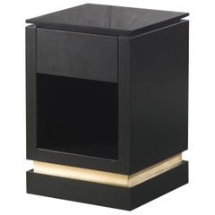 Cube Bedside Table by Filippo Montaina