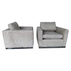 Cube Club Chairs