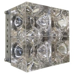 Cube Sconce / Flushmount by Poliarte