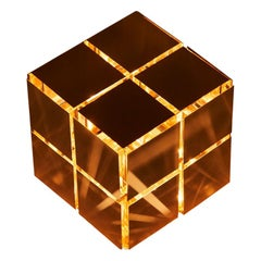 Cube Table Lamp by Mydriaz