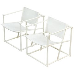 Cubic Chairs by Radboud Van Beekum for Pastoe, Set of 2