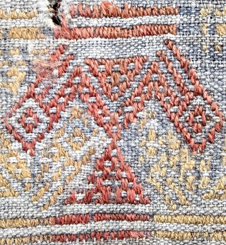 Cubist Chancay Pre-Columbian Textile, Peru, 1100-1420 AD - Ex Ferdinand Anton In Good Condition For Sale In San Pedro Garza Garcia, Nuevo Leon