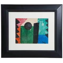 Cubist Composition by Boris Jean Lacroix