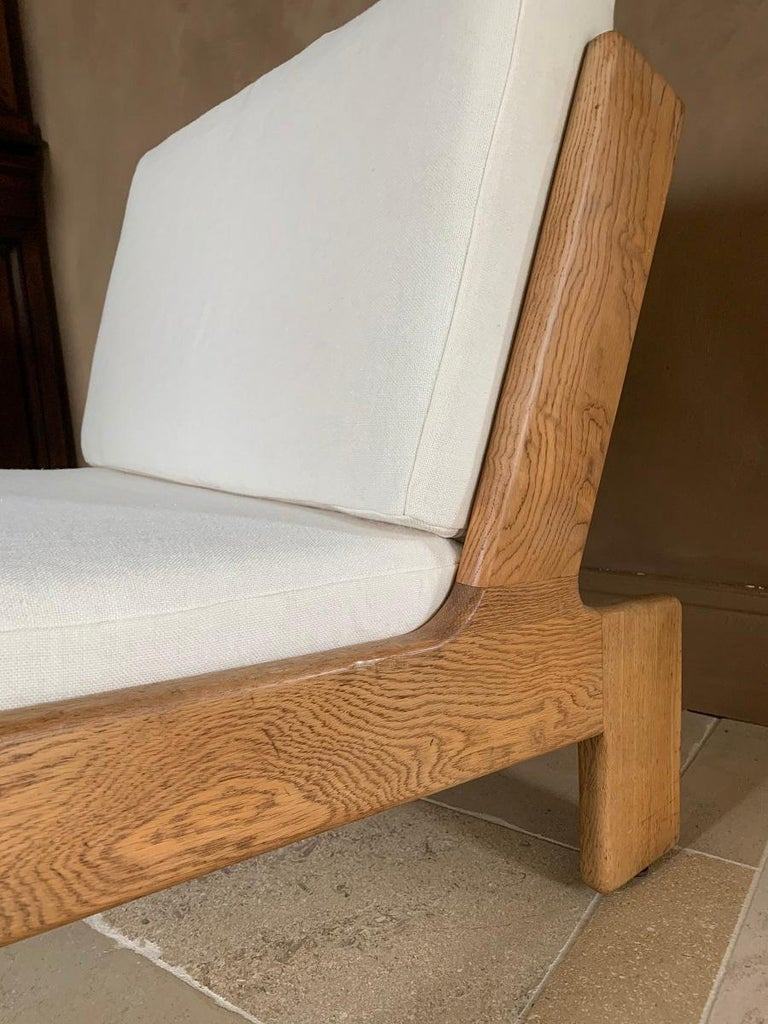 Cubist Midcentury Lounge Chair 2