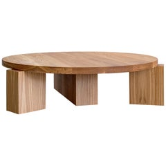 Cubist Round Coffee Table by Orange
