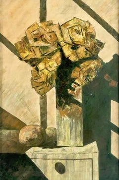 Cubist Still-Life Painting