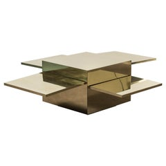 """""""Cubo Magico"""" Coffee Table by Gabriella Crespi"""