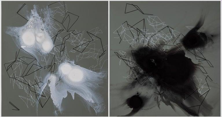 Mexican Cuerpos Humeantes / Ernesto Alva / Contemporary Art For Sale