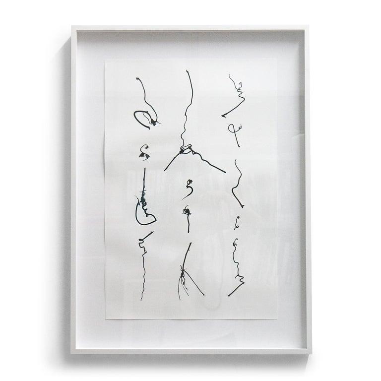 Tracing the Origin IX_I_i - Print by Cui Fei