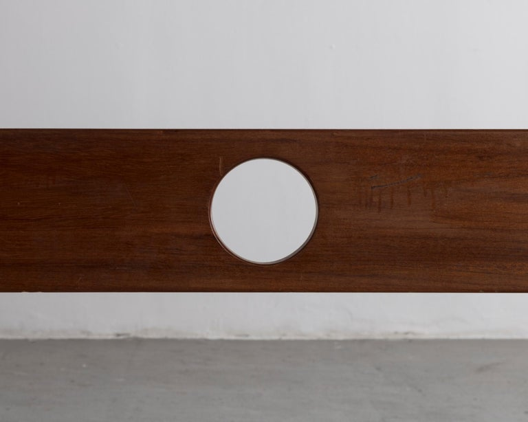 Late 20th Century Cuiabá Series Dining Table in Caviona and Formica by Sergio Rodrigues, 1985 For Sale