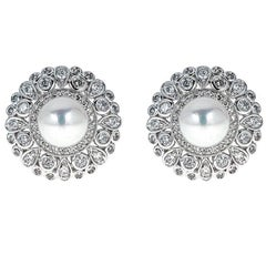14 Karat Square Onyx Earrings At 1stdibs