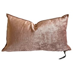 Culvre French Velvet Lumbar Pillow