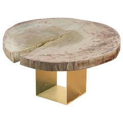 Cumulo Gold Coffee Table