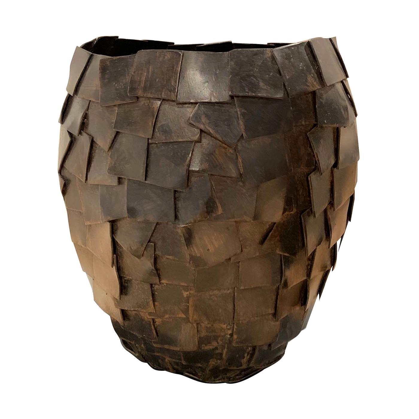 Cuoio Vase #1