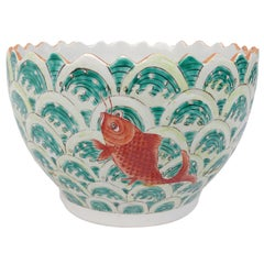 Cup in Chinese Porcelain, circa 1880