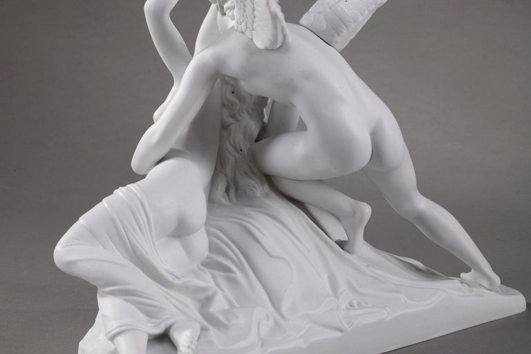 Cupid and Psyche by Scheibe-Alsbach Manufactory 4