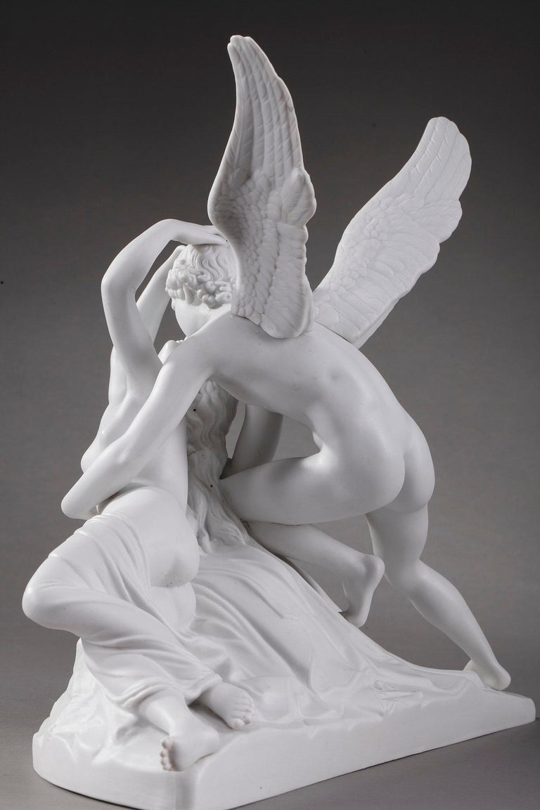 Cupid and Psyche by Scheibe-Alsbach Manufactory 5