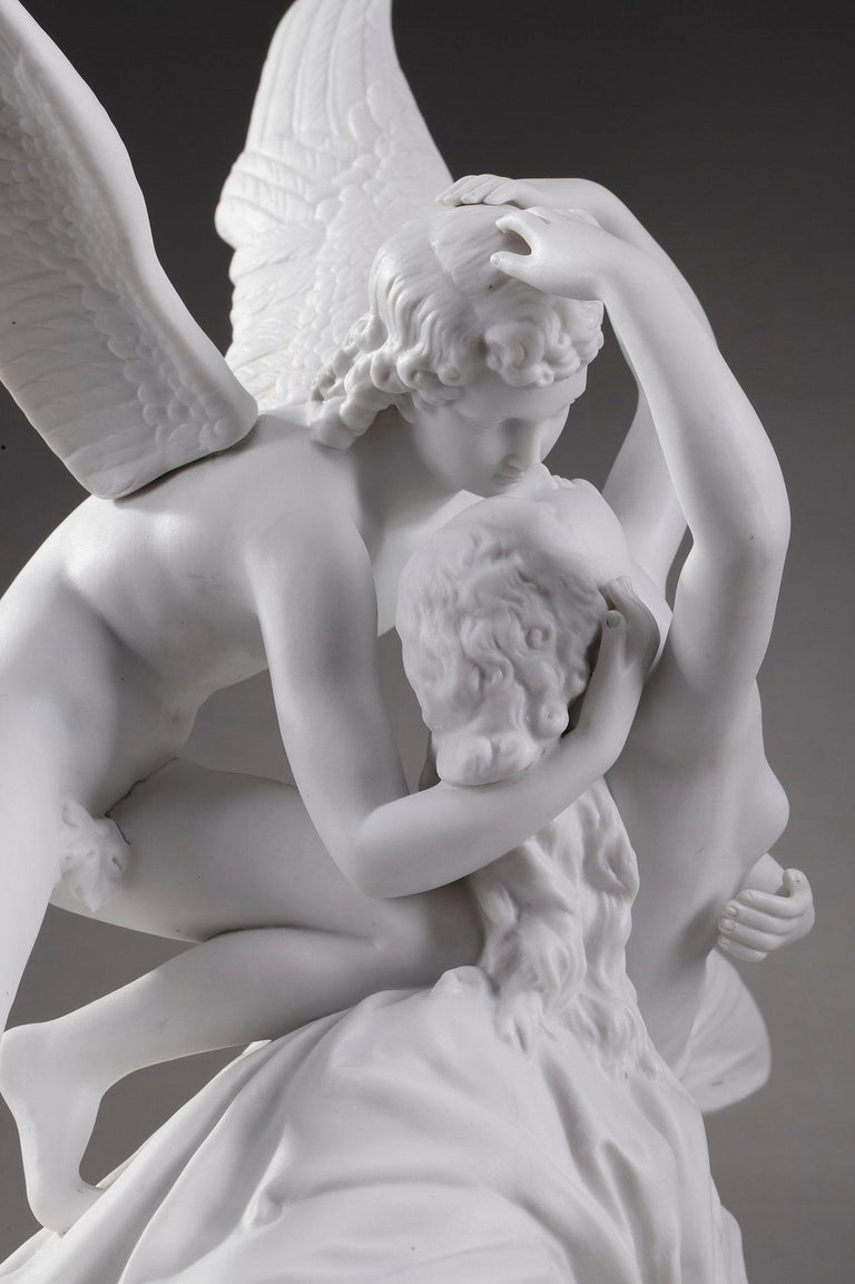 Cupid and Psyche by Scheibe-Alsbach Manufactory 7